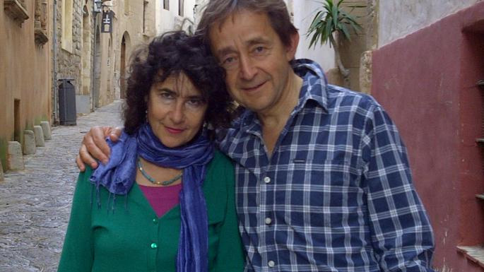 Joanna and Anthony Seldon